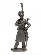 Атаман Донского казачьего войска, генерал от кавалерии М.И.Платов. Россия, 1809-12 гг.
