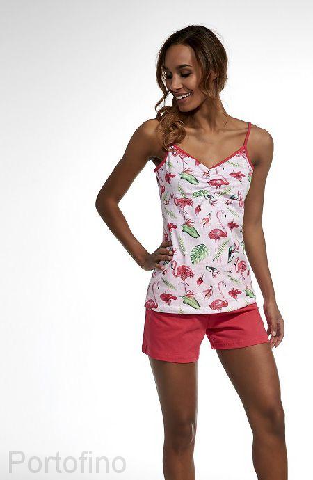 660-145 Пижама женская Cornette
