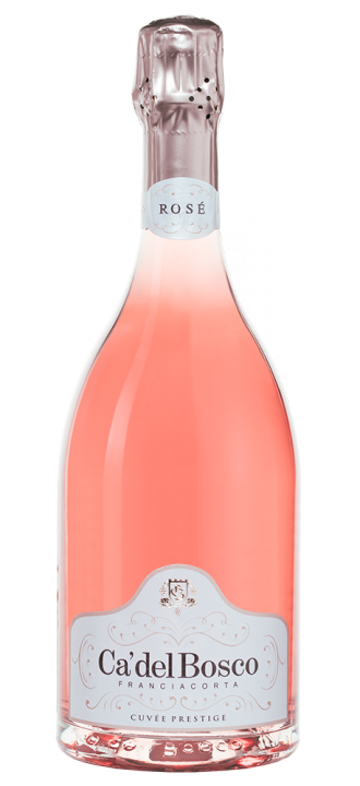 Franciacorta Cuvee Prestige Brut Rose, 0.75 л.