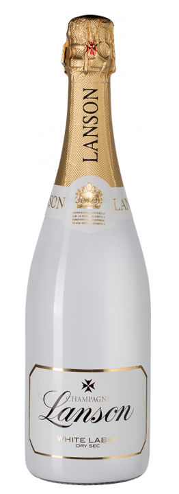 Lanson White Label Dry-Sec, 0.75 л.