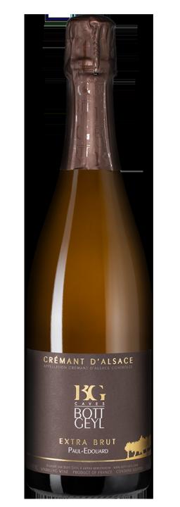 Cremant d'Alsace Extra Brut Cuvee Paul-Edouard, 0.75 л.