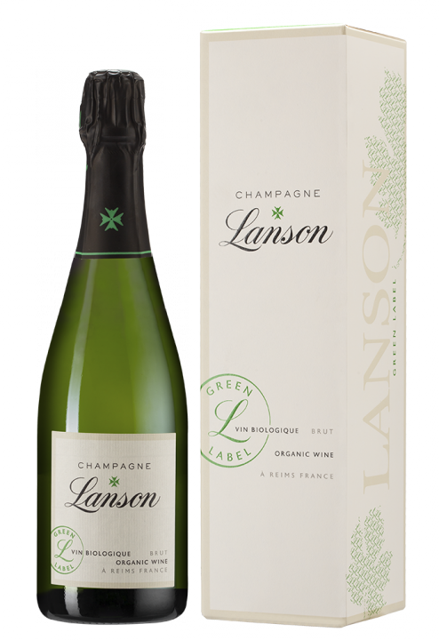 Lanson Green Label Brut, 0.75 л.