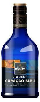 Liqueur D`Artim Blue Curacao