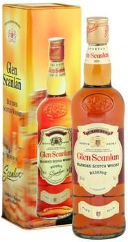 BLENDED SCOTCH WHISKY GLEN SCANLAN