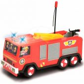 Пожарная машина радиоуправляемая, с фигуркой пожарного Сэма, DICKIE
