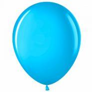 """Шар (12""""/ 30 см), голубой, пастель, 100 шт"""