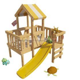 Детский игровой чердак Скуби