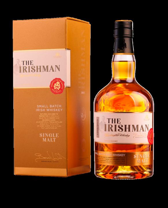 The Irishman Single Malt, 0.7 л.