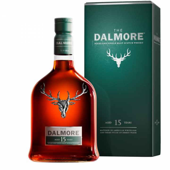 The Dalmore Aged 15 Years, 0.7 л.