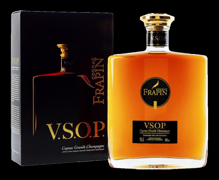 Frapin VSOP Grande Champagne 1er Grand Cru du Cognac, 0.5 л.