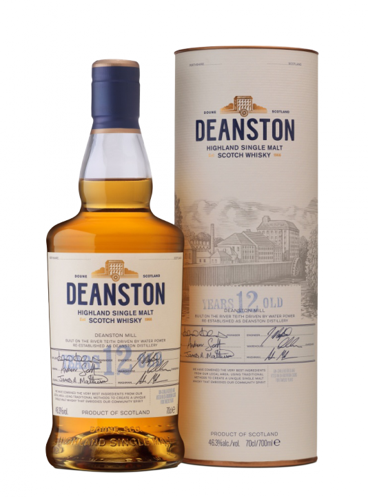 Deanston Aged 12 Years, 0.7 л.