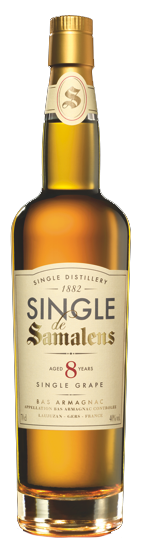 Single de Samalens 8 Years Old, 0.7 л.