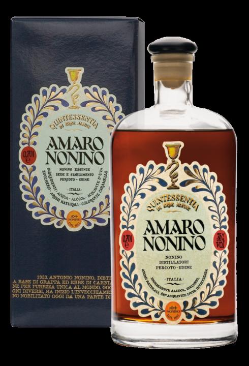 Quintessentia Amaro, 0.7 л.