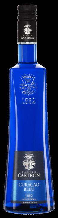 Liqueur de Curacao Bleu, 0.03 л.