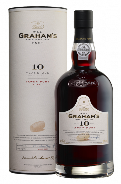 Graham's 10 Year Old Tawny Port, 0.75 л.