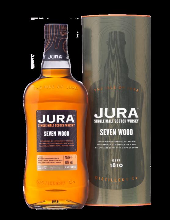 Jura Seven Wood, 0.7 л.