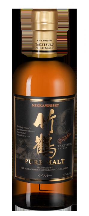 Nikka Taketsuru Pure Malt in giftbox, 0.7 л.