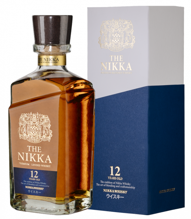 The Nikka 12 years old, 0.7 л.