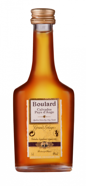 Boulard Grand Solage (Calvados Pays d'Auge) in gift box, 0.5 л.