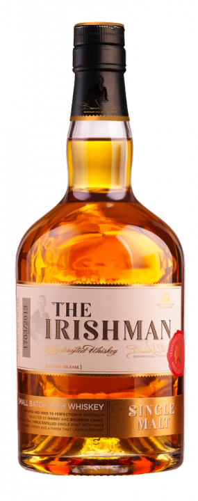 The Irishman Single Malt, 1 л.