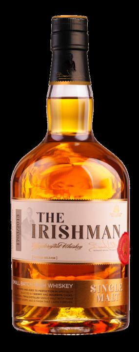 The Irishman Single Malt, 1 л.