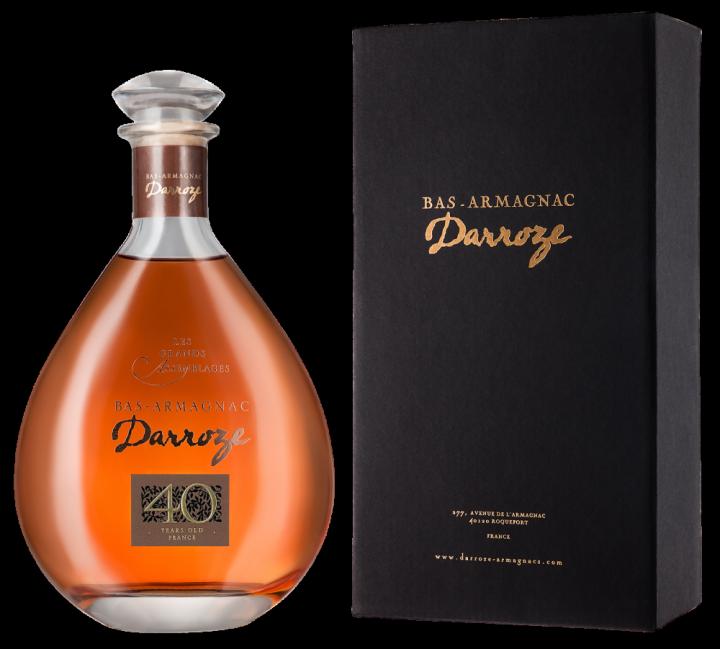 Bas-Armagnac Darroze Les Grands Assemblages 40 Ans d'Age, 0.7 л.