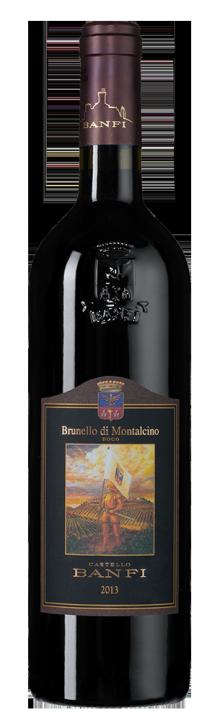 Brunello di Montalcino, 0.75 л., 2013 г.