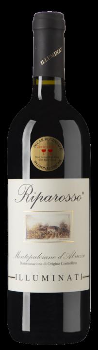 Riparosso Montepulciano d'Abruzzo, 0.75 л., 2017 г.