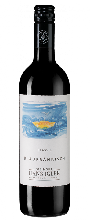 Blaufrankisch Classic, 0.75 л., 2016 г.