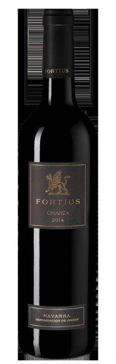 Fortius Crianza, 0.75 л., 2014 г.