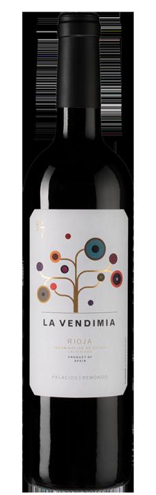 La Vendimia, 0.75 л., 2017 г.