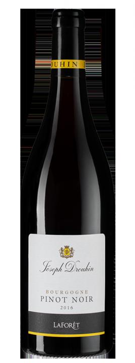Bourgogne Pinot Noir Laforet, 0.75 л., 2016 г.