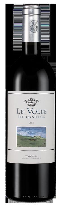 Le Volte dell'Ornellaia, 0.75 л., 2016 г.