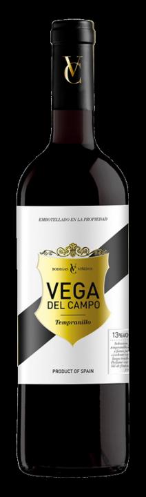 Vega del Campo Tempranillo, 0.75 л.