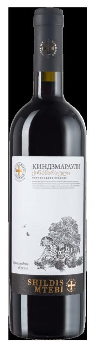 Kindzmarauli Shildis Mtebi, 0.75 л., 2016 г.