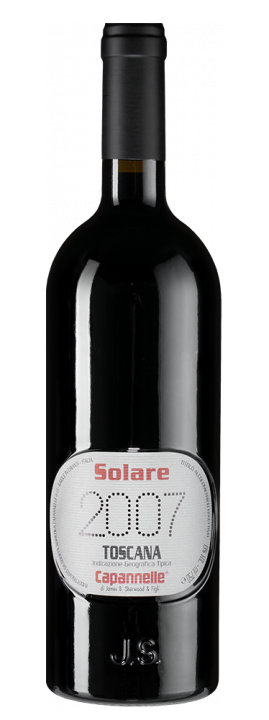 Solare, 0.75 л., 2007 г.