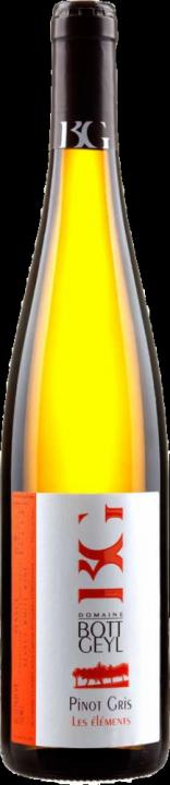Pinot Gris les Elements, 0.75 л., 2015 г.