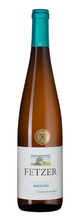 Riesling Monterey County, 0.75 л., 2017 г.