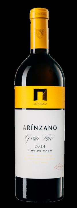 Arinzano Gran Vino Blanco, 0.75 л., 2014 г.