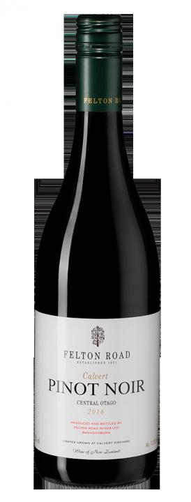 Pinot NoirCalvert, 0.75 л., 2016 г.