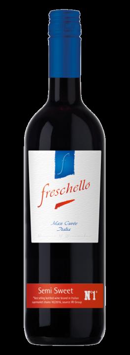 Freschello Rosso Sweet Italy, 0.75 л.