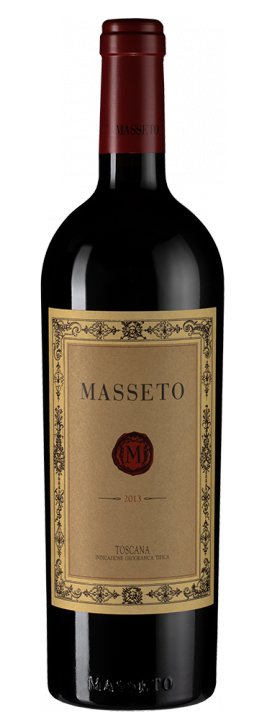 Masseto, 0.75 л., 2013 г.