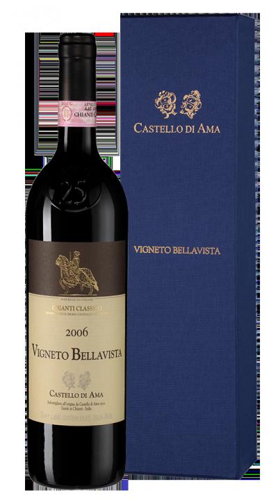 Chianti Classico Gran Selezione Vigneto Bellavista, 0.75 л., 2006 г.