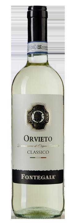 Fontegaia Orvieto Classico, 0.75 л., 2017 г.