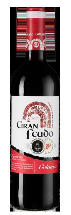 Gran Feudo Crianza, 0.75 л., 2013 г.