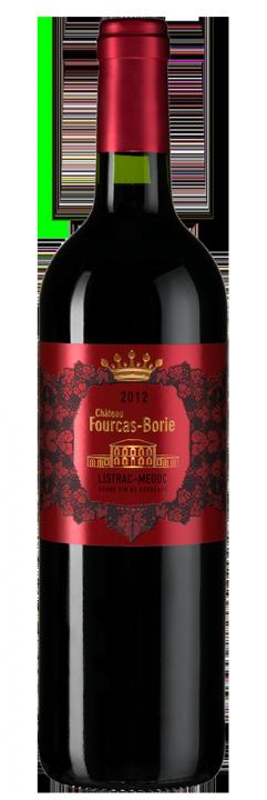 Chateau Fourcas-Borie, 0.75 л., 2012 г.
