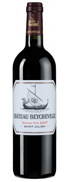 Chateau Beychevelle, 0.75 л., 2007 г.