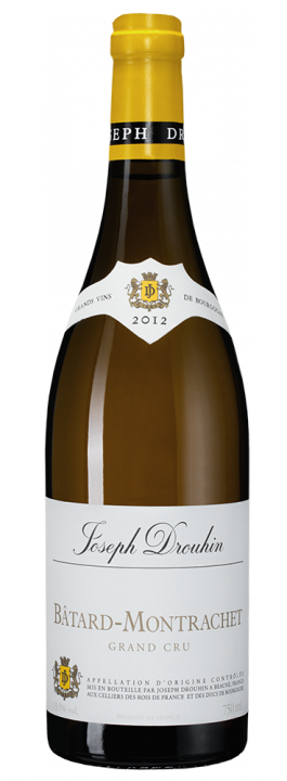 Batard-Montrachet Grand Cru, 0.75 л., 2012 г.