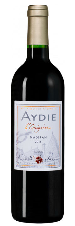 Chateau d'Aydie (Madiran), 0.75 л., 2016 г.