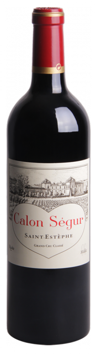 Chateau Calon Segur, 0.75 л., 2001 г.